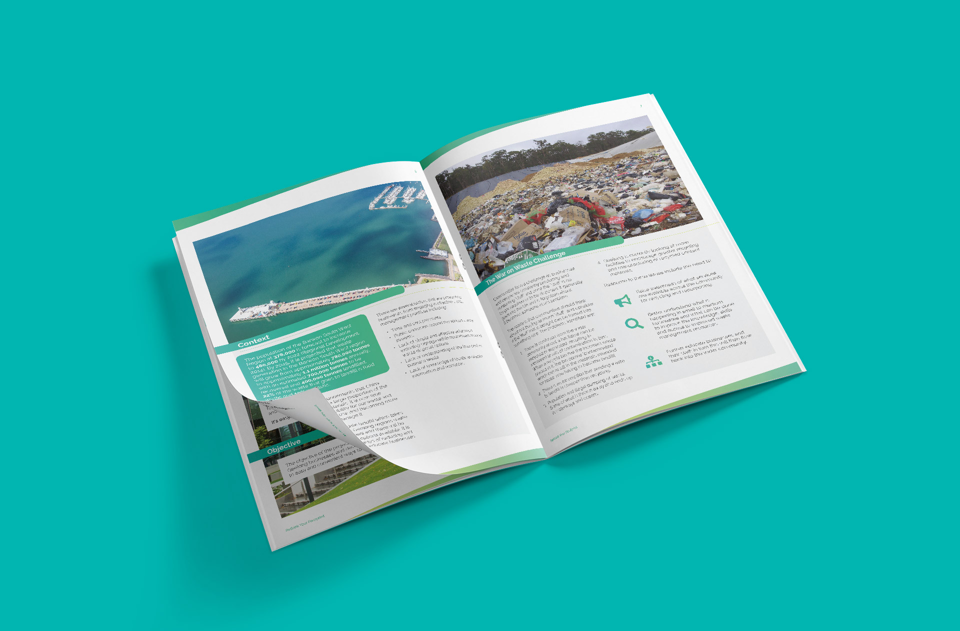 Leaders for Geelong 'Rethink Your Footprint' report